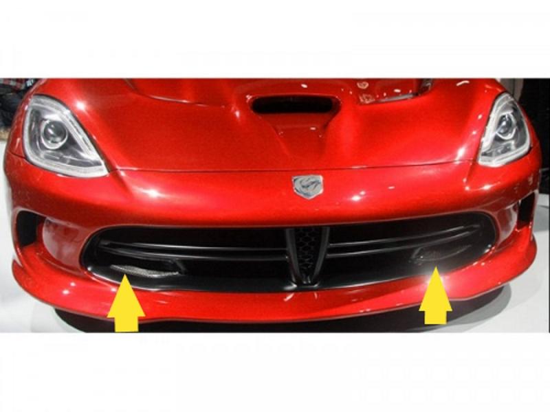 New OEM 03-10 Dodge Viper DRIVER door power mirror Mopar # 0TR37ZDRAD