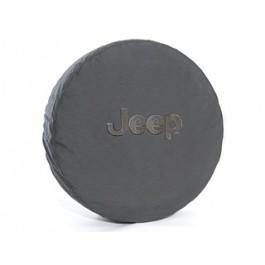 Made in the USA Jeep Wrangler Silver Dark Knight Logo 31 Batman Spare Tire Cover
