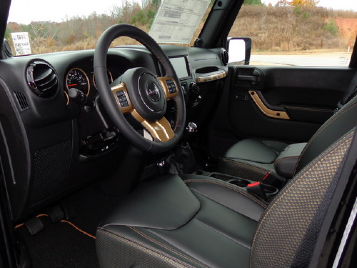 Genuine Chrysler 1YH411KTAB Steering Wheel