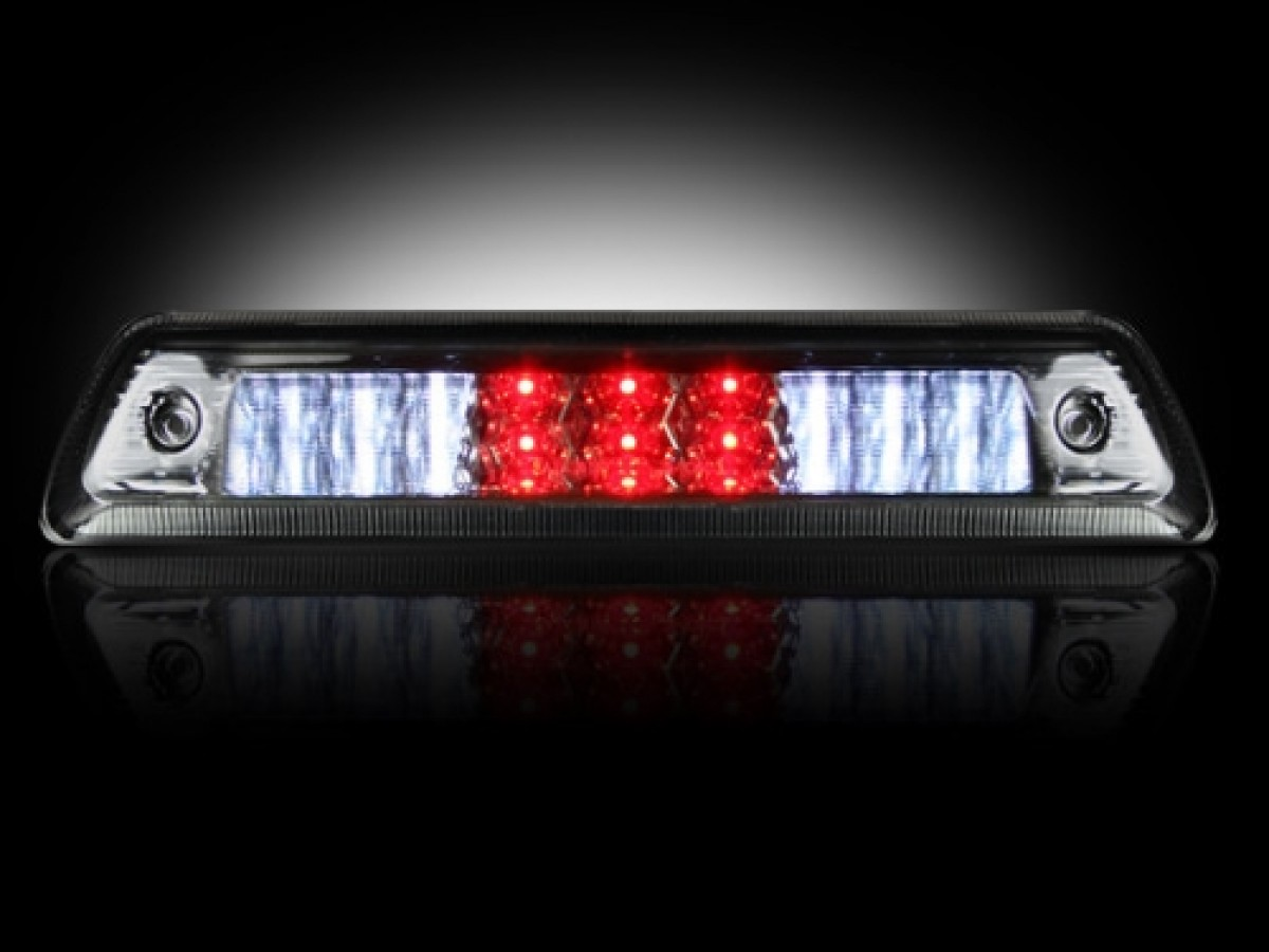 For Ram 1500 2011-2020 Recon Chrome LED 3rd Brake Light