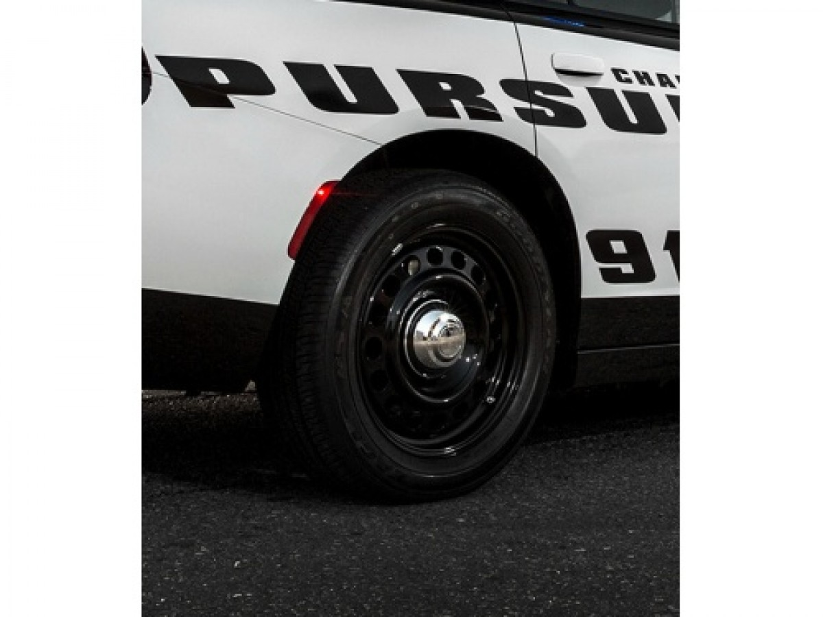 Authentic Mopar Police Pursuit Wheel