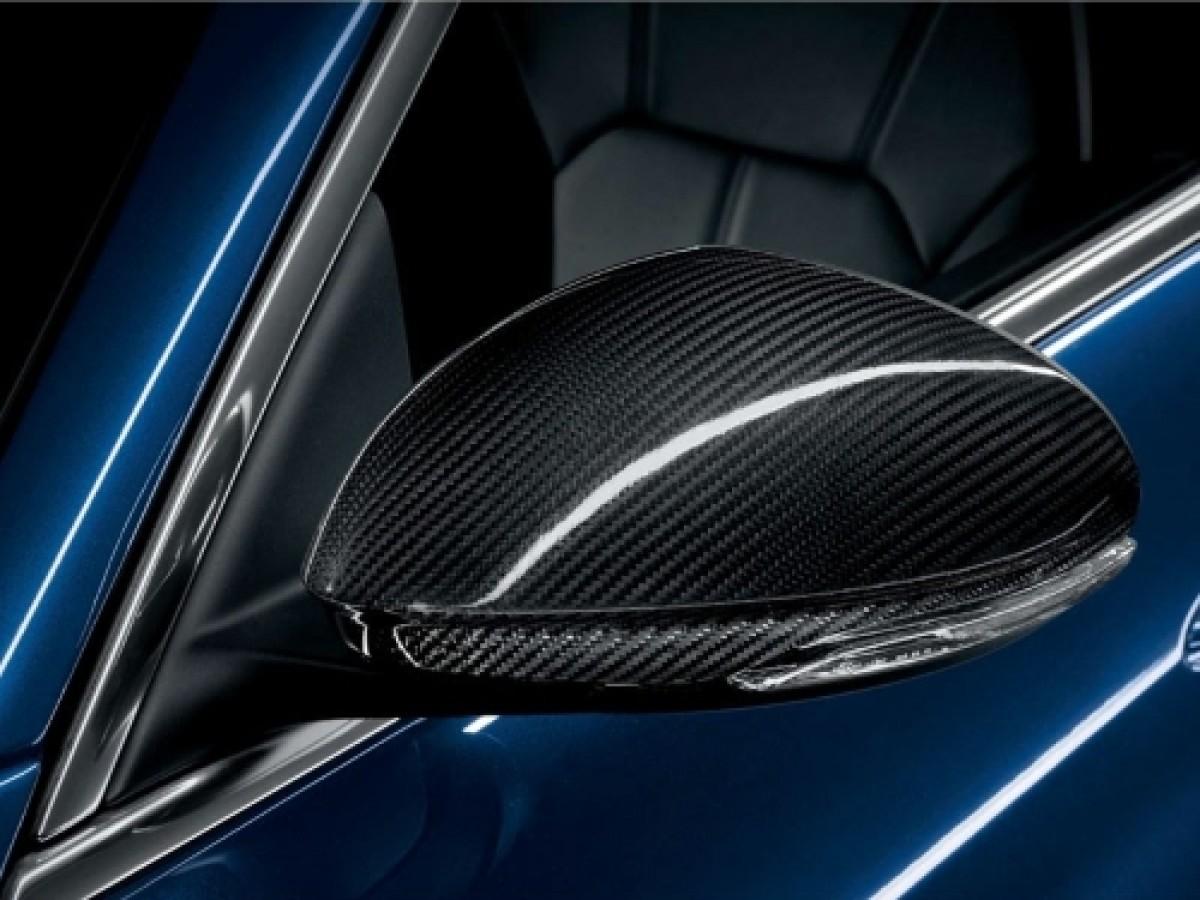 Suitable for Alfa Romeo Giulia Stelvio 17-19 Window Key Panel Set of 4 MIAOHAO Car interior Fiber decoration Cover Car Carbon Fiber Modified Parts Interior Panel
