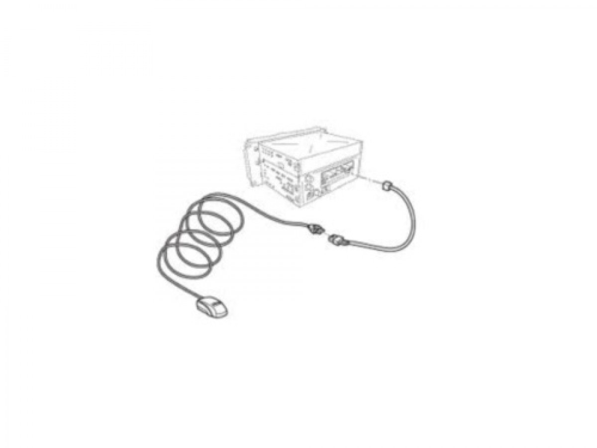 Authentic Mopar Stand Alone Microphone Kit - 82211743AB ...