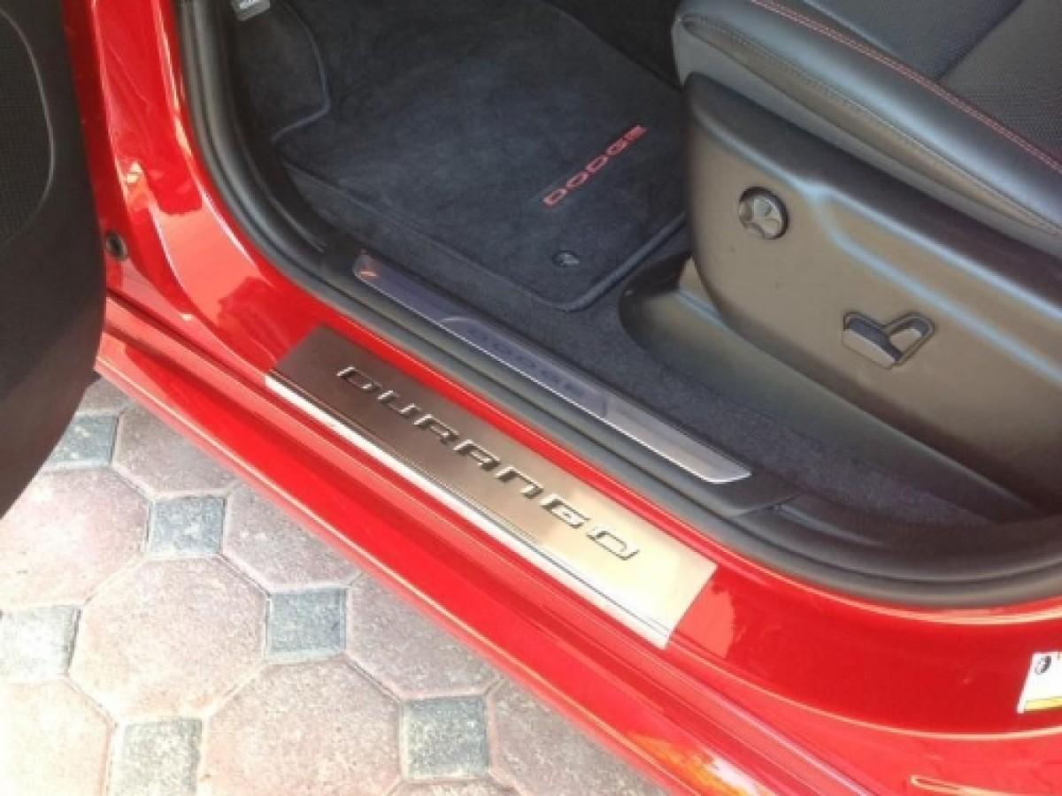 2011-2021 Dodge Durango Mopar Door Sill Guards 82212281