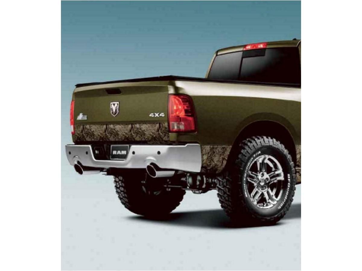 Authentic Mopar Decal Kit Tailgate Camo 82212742ad Mopar Online Parts