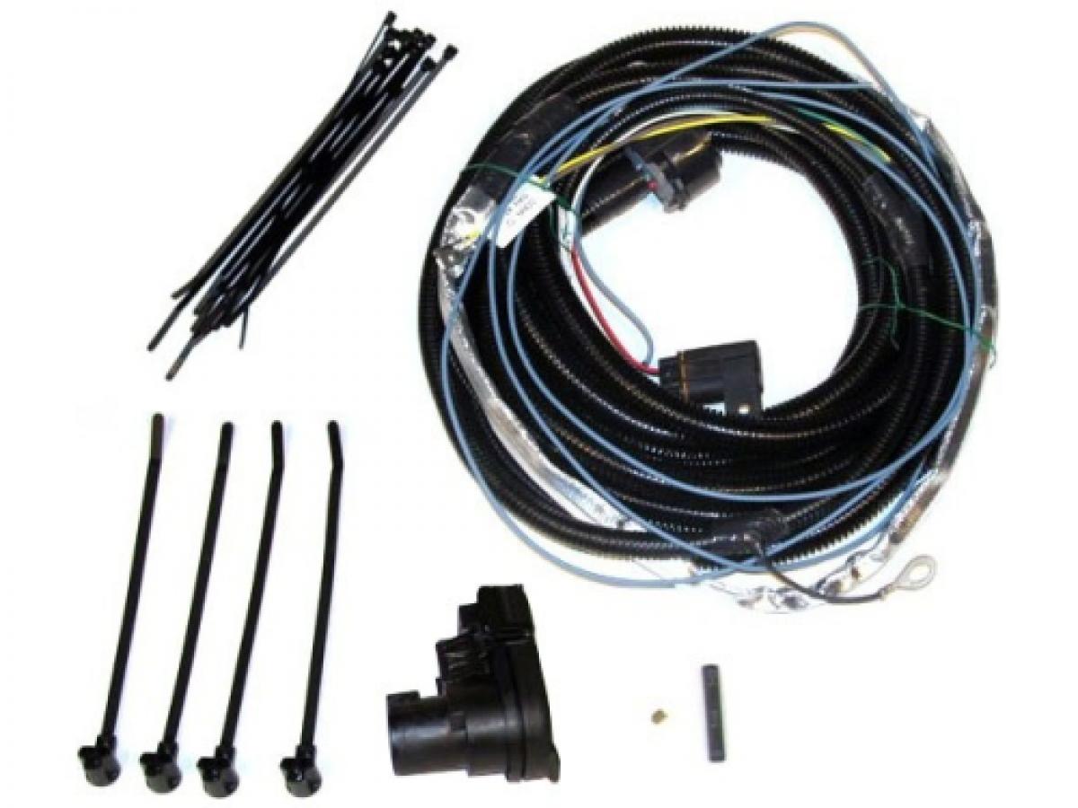 Authentic Mopar Trailer Tow Wiring Harness - 82213938AF   Mopar Online PartsMopar Online Parts