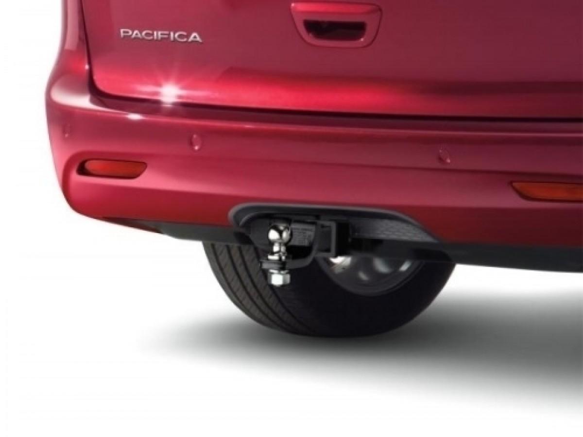 authentic mopar trailer hitch receiver - 82214543ac | mopar online parts  mopar online parts