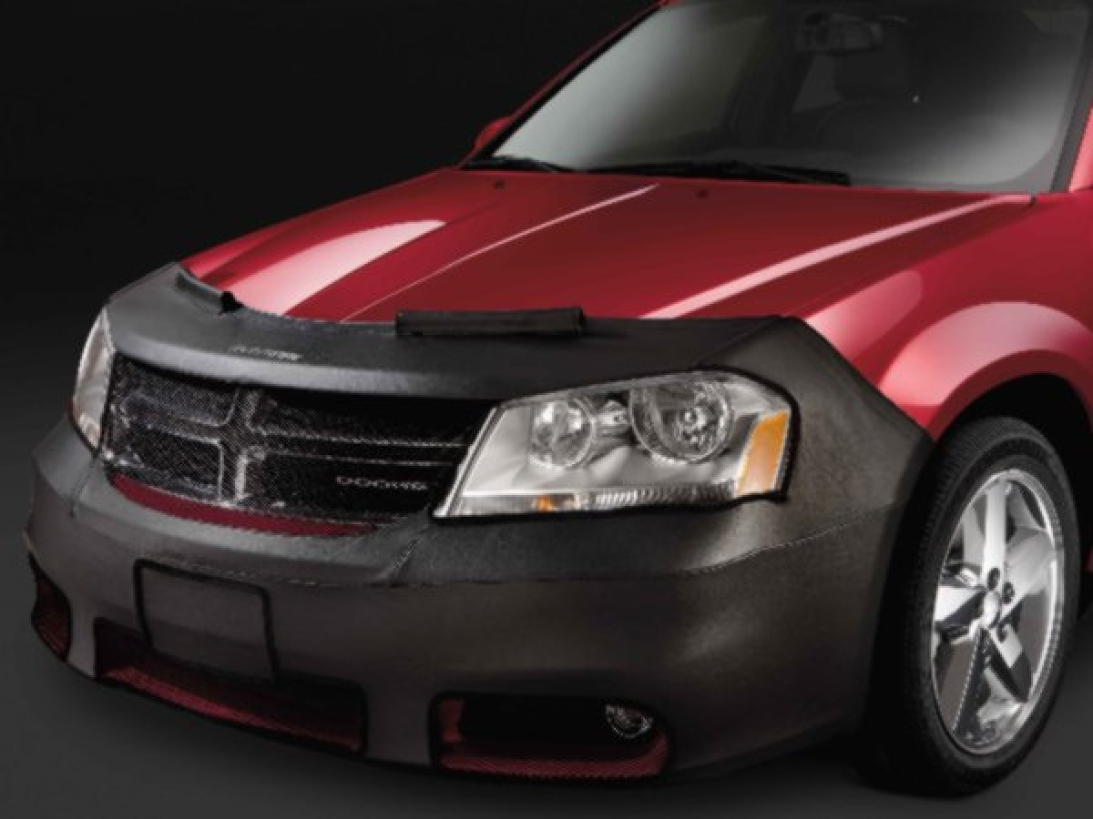 LeBra Front End Cover Dodge Avenger Vinyl Black 55603-01